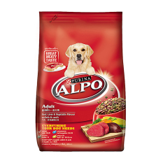 Alpo *d*lt Beef Liver And Vegetable Flavor 10Kg Indonesia Diskon