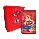 Beli Alpo *d*lt Chicken Liver Veg 1 5 Kg Free Container Pakai Kartu Kredit
