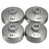 Toko Aluminium 74 Mm Cap Kunci Filter Oli Mobil Soket Penghilang Alat Perbaikan 14 Seruling Online Terpercaya