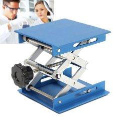 Diskon Aluminium Oxide Lab Jack Stand Lab Jack Scissor 4 Intl Oem