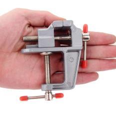 Beli Aluminium Kecil Jewelers Hobi Clamp Pada Meja Bench Vise Alat Mini Murah Tiongkok