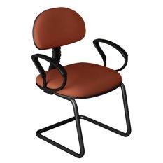 Alvero Chair Kursi Kantor Murah Type Standard AF-902-T Oscar 01pc - Coklat