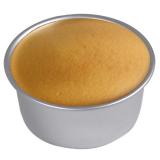 Amango Pan Aluminium Paduan Cetakan Kue Bolu Bagian Bawah Yang Dapat Dilepas 12 7 Cm Di Tiongkok