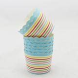 Jual Amango Kue Bolu Kue Muffin Cangkir Kertas Kasus 50 Pcs Rainbow Original