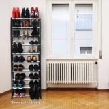 Harga Amazing Shoe Rack Rak Sepatu Atau Sendal 10 Tingkat Rak Sepatu Tinggi Rak Sepatu Atau Sandal 10 Susun Tempat Penyimpanan Sepatu Dan Sandal Rak Sepatu Organizer Rak Sepatu Bongkar Pasang Mix Colour Baby Talk Online