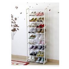 Amazing Shoes Rak 10 Tingkat (Rak Sepatu Ajaib)