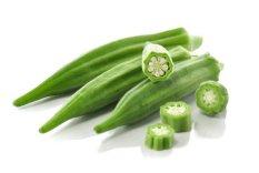 Amefurashi Benih / Bibit Sayur Okra Seed Tanam dan panenm di Halaman Rumah