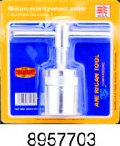 Spesifikasi American Tool Flywheel Puller Magentic Tracker For Suzuki Shogun Yg Baik