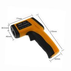 AN320 Non Kontak Laser Digital IR Inframerah Thermometer CelsiuTermometro Digital Infravermelho Pyrometer-Intl