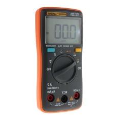 AN8004 AC DC OHM Handheld LCD Digital Multimeter Voltmeter Ohmmeter Multitester - intl