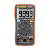 Beli An8008 True Rms Digital Multimeter 9999 Menghitung Gelombang Persegi Backlight Ac Dc Orange Intl Cicilan