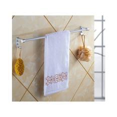 Anabelle Jemuran Handuk Type A Bahan Alumunium Untuk Kamar Mandi Jemuran Baju Jemuran Handuk Jemuran Dinding Rak Jemuran Handuk Rak Jemuran Aluminium Rak Laundry Gantungan Handuk Rak Handuk Dinding Toilet