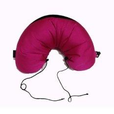 Tips Beli Anekaimportdotcom Travel Pillow Bantal Leher Bantal Mobil Pink Yang Bagus