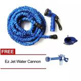 Beli Angel Magic X Hose Auto Expandable 15 M Connector A Selang Air Fleksibel Biru Gratis Ez Jet Water Canon