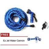 Ulasan Angel Magic X Hose Auto Expandable 15 M Connector C Selang Air Fleksibel Biru Gratis Ez Jet Water Canon