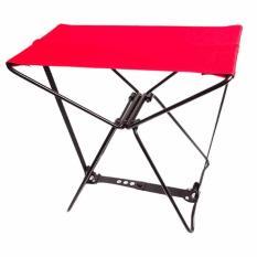 ANGEL Pocket Chair Kursi Lipat Serbaguna - Merah