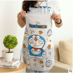 Angela B collection Celemek / Apron masak bergambar karakter lucu A114T