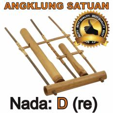 Angklung Satuan Nada D (re) Normal