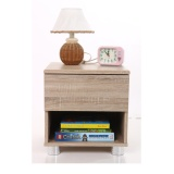 Diskon Produk Anya Living Meja Easy Night Stand Meja Samping Sn Oak