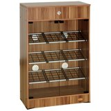 Tips Beli Anya Living Star 5 Rs Shoe Rack French Walnut Yang Bagus