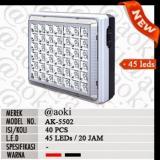 Diskon Produk Aoki Ak 5520 Lampu Emergency