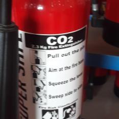 APAR CARBON DIOXIDE (CO2) 2,3KG PASURUAN