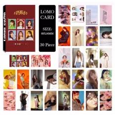 Apink Yang Pink Album LOMO Kartu Baru Fashion Buatan Sendiri Kertas Kartu Foto HD Photocard Lk493-Intl