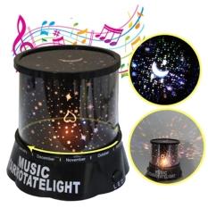 Apstore Lampu Proyektor Star Master / Lampu Hias / Lamp Projector / Lampu Tidur - Bintang