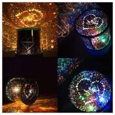 Toko Apstore Lampu Proyektor Star Master Lampu Hias Lamp Projector Lampu Tidur Angel Cupid Black Termurah