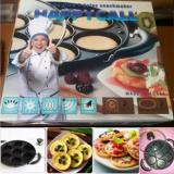 Beli Ar Rahman Cetakan Kue Martabak Mini Pancake Kue Lumpur Dengan Kartu Kredit