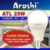 Toko Arashi Lampu Led Emergency Ac Dc Atl 25 Watt Lengkap South Sumatra
