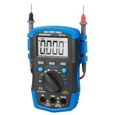 Arctic Land Digital Multimeter Multimetro Avometer AC/DC Tegangan Capacitor Resistance Alat-Internasional
