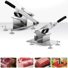 Toko Areyoucan Ay6667Commercial Household Manual Meat Slicer Lamb Beef Meatloaf Frozen Meat Cutting Machine Vegetable Mutton Rolls Hand Mincer Cutter Intl Terlengkap Di Tiongkok