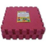 Harga Ari Jaya Karpet Puzzle Polos Merah Baru Murah