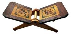 Arimbi Star - Kerajinan Kayu - Meja Kayu Rekal Al Quran 18