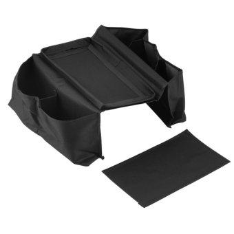 Arm Rest Chair Settee Sofa Sofa Remote Control Table Top Holder Organizer Nampan-Internasional ...