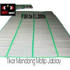 Arsy Sport Tikar Mendong Lipat Ukuran P 300Cm X L 200Cm - 01