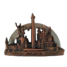ARTA Tempat Kartu Nama Istana Jakarta-Coklat