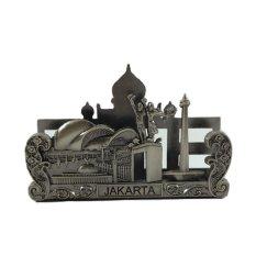 ARTA Tempat Kartu Nama Keong Jakarta-Abu abu