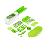 Promo As Seen On Tv Genius Nicer Dicer Plus Anti Pecah Alat Potong Serbaguna Multifunction Chopper Hijau Dki Jakarta