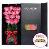 Iklan Asmaraku Rose Signature Rose Box Classic Deluxe Classy Pink