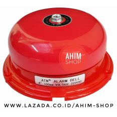 ATN® Alarm Bell Listrik–Bunyi Bel Kring Multifungsi 100mm (4