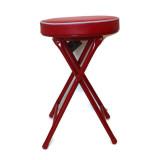 Spesifikasi Atria Gnome Folding Stool Bangku Lipat Merah Paling Bagus
