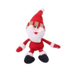 AUkEy Store Merry Natal Penutup Botol Anggur Natal Xmas Santa Elf Doll Champagne Makan Malam Hadiah-Intl