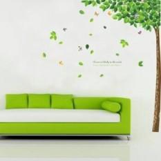 AY886 mural tree wallsticker wall sticker stiker dinding