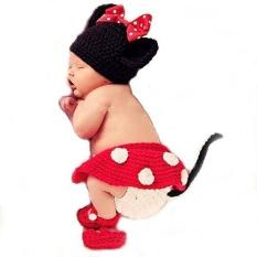 Baju Bayi Bayi Baru Lahir Bayi Gadis Anak Laki-laki Merenda Beanie Topi Pakaian Bayi