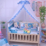 Jual Baby Infant Nursery Mosquito Bedding Crib Canopy Net Hanging B*b* Dome Summer Not Specified