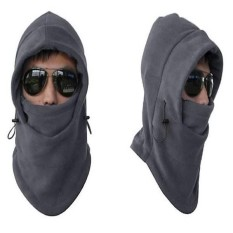 Baff  Masker Balaclava Bandana Kupluk Topi Helm Polar 6 In 1 Full Face