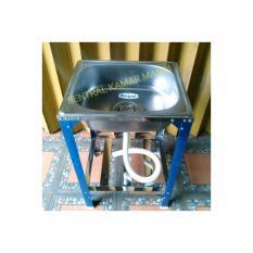 Bak Cuci Piring Kaki / Kitchen Sink Stainless Steel / Royal SB 42 PK