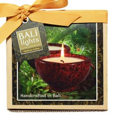 Bali Light Candle Lilin Aromaterapi Scented Tropical Floral 150g